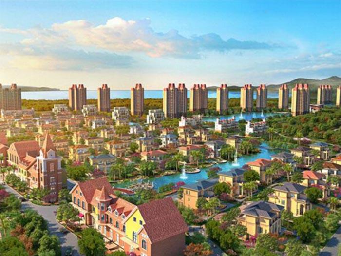 案例:郑州恒大山水城综合楼