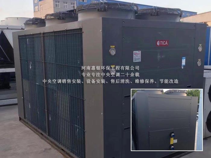 郑州常见的商用中央空调安装类…