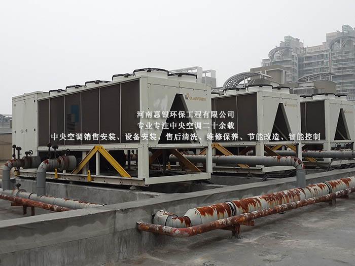 中牟中央空调安装,大型商用空…